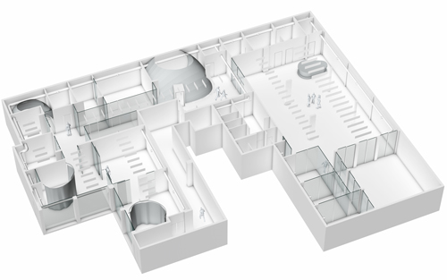 Ime maia paris cil architecture - Office des oeuvres universitaires pour le centre ...